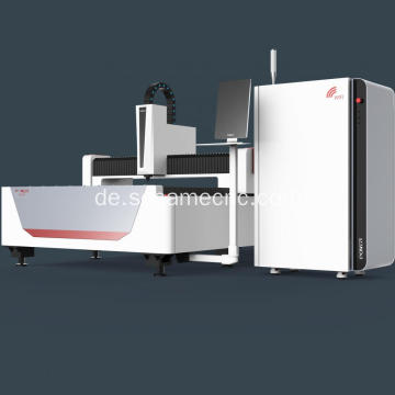 Heavy Duty 3015 CNC Fiber Laser Cutting Machine